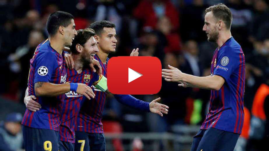 مشاهدة مباراة برشلونة وانتر ميلان بث مباشر بتاريخ 02-10-2019 دوري أبطال أوروبا