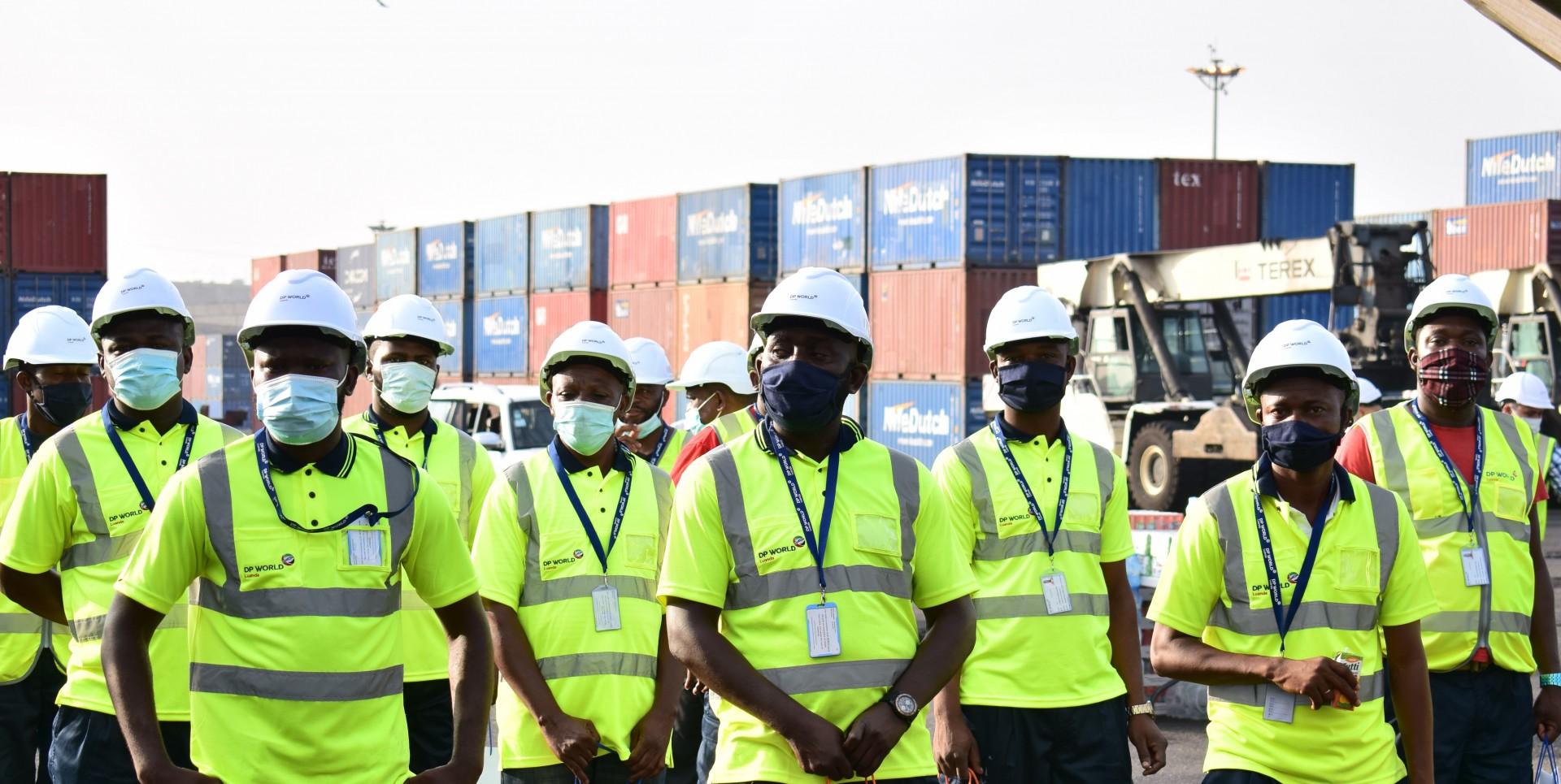 DP World commences operations at Port Luanda