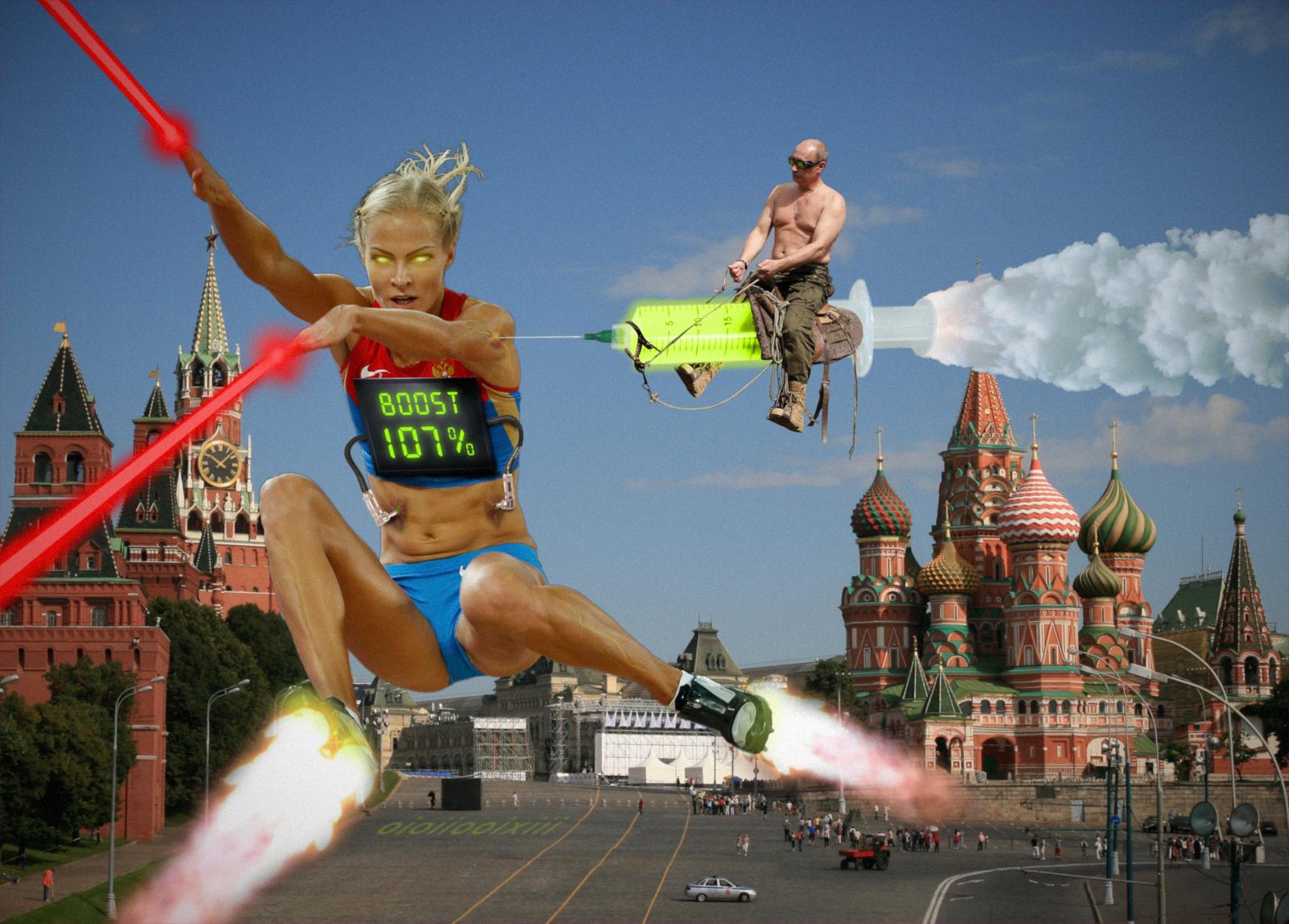 Below Russian Girls