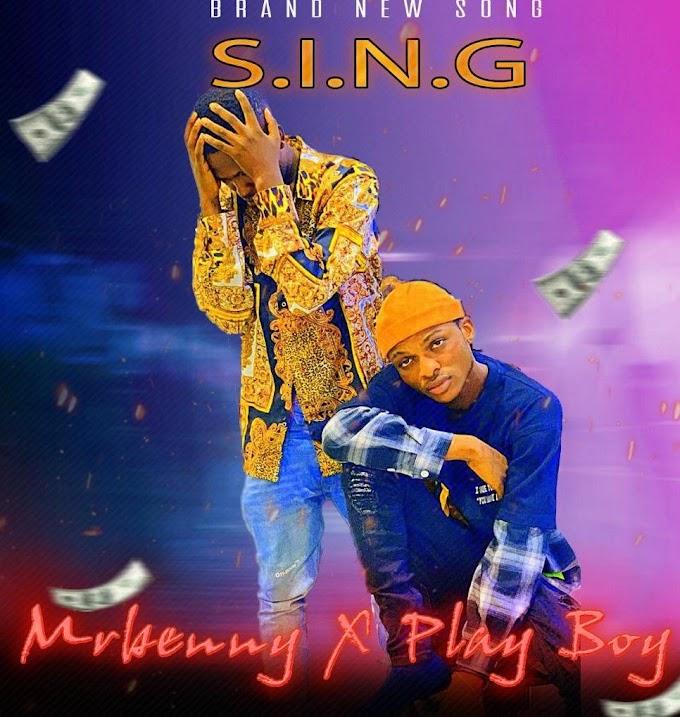 Music:- Mr Benny ft. Playboy - S.I.N.G