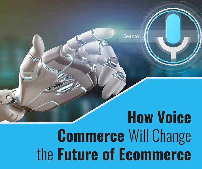 How Voice Commerce will Change the Future of Ecommerce?