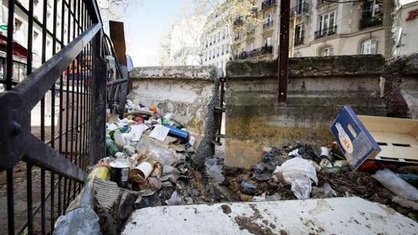 #SaccageParis confronte Anne Hidalgo à la réalité de la propreté