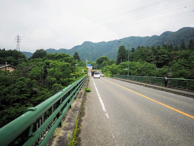 新大瀞橋 鬼怒川