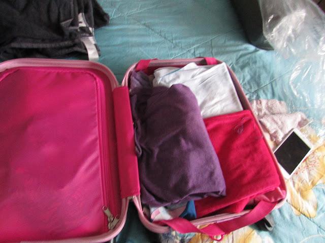 valise pour jeune fille