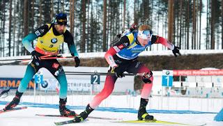 Copa del Mundo masculina 2020 - Johannes Thingnes Boe repite título y Martin Fourcade se despide ganando la última carrera