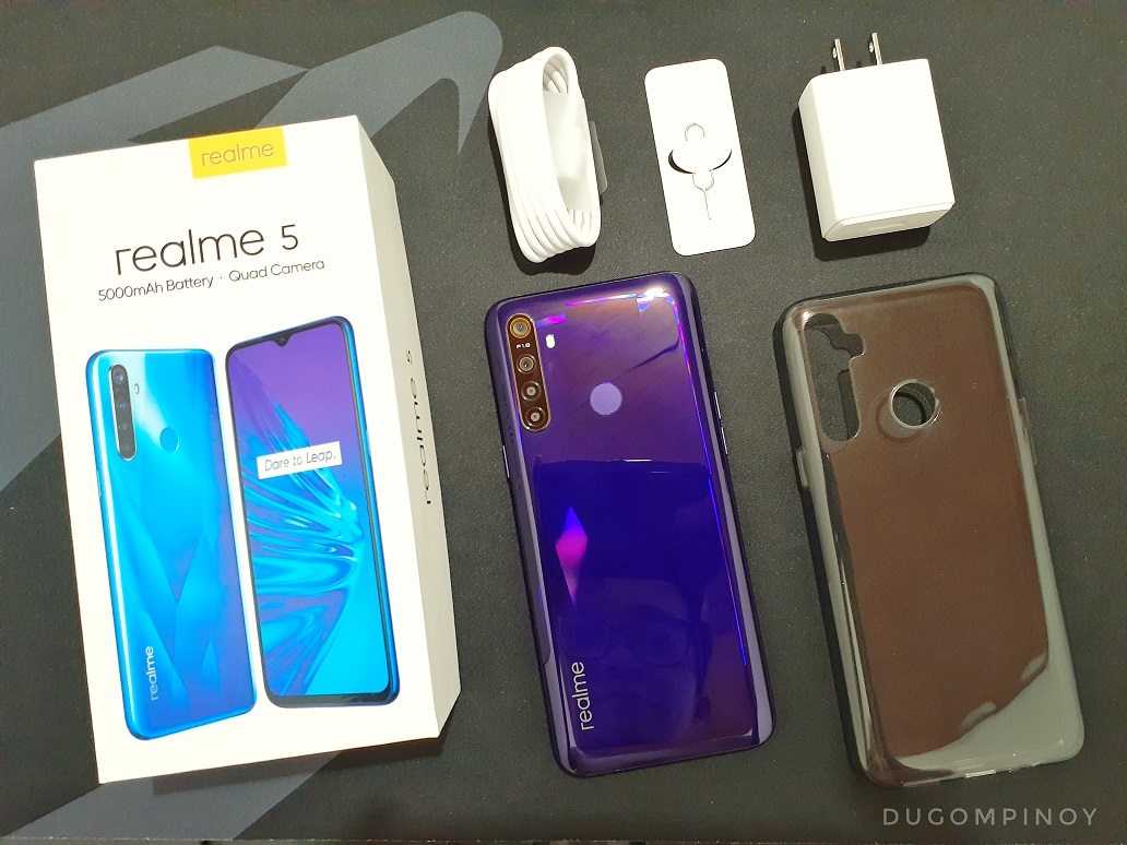 realme 5 unboxing