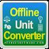 Offline Unit Converter Universal Mobile App