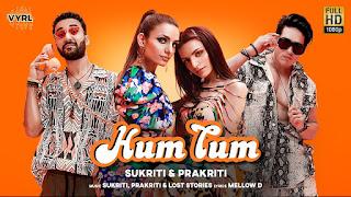 HUM TUM SONG LYRICS Sukriti kakar and prakriti kakar- Msmd Lyrics