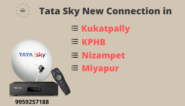 Tata Sky new Connection No