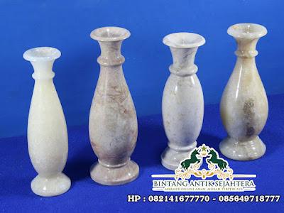 Souvenir Vas Bunga Marmer | Vas Bunga Onix Tulungagung