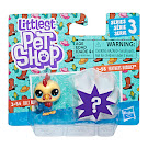 Littlest Pet Shop Series 3 Mini Pack Colt Roosthams (#3-56) Pet