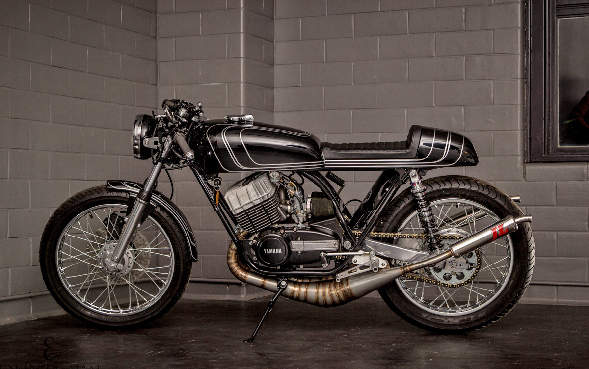 tasteful two banger - the twinline yamaha rd350 ~ return of the