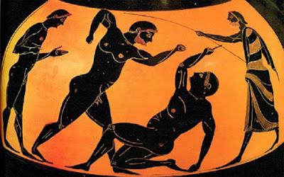 Boxeo Antigua Grecia