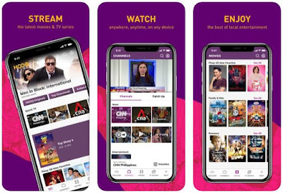 Aplikasi Nonton Drama Korea di iPhone - HOOQ