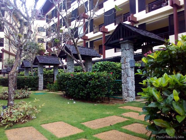 shangri-la's rasa sayang resort