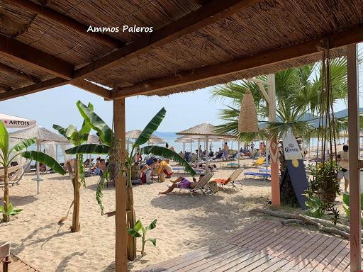 Ammos all day beach bar Paleros