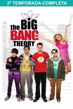 The Big Bang Theory 2ª Temporada Torrent – BluRay 720p Dual Áudio