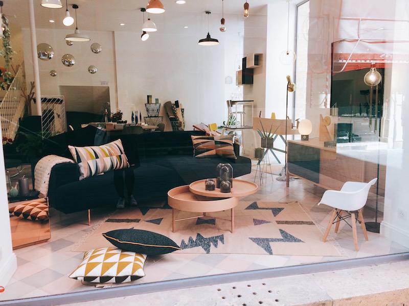 Boutique de déco Murmürs 5 rue Louis Combes, Bordeaux