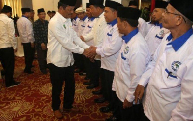 Wali Kota Batam, Muhammad Rudi meminta setiap kecamatan mengajukan titik lokasi pemakaman umum. Hal ini disa