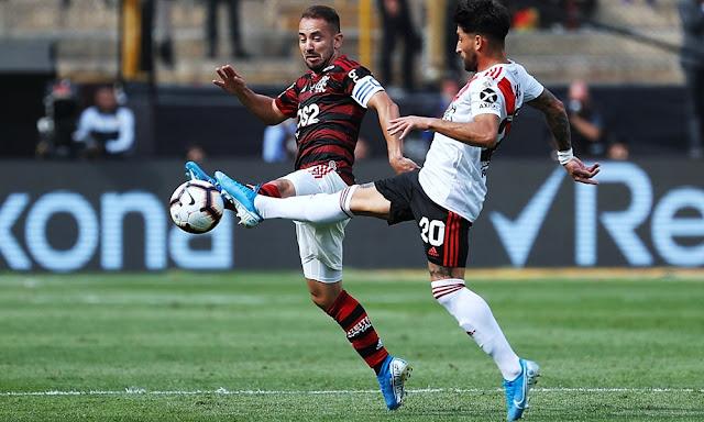 Flamengo venció 2-1 a River Plate y es el campeón de la Copa Libertadores 2019