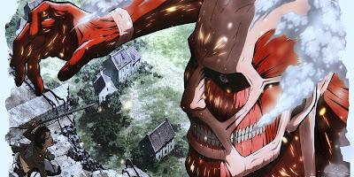 Attack On titan الجزء الثاني