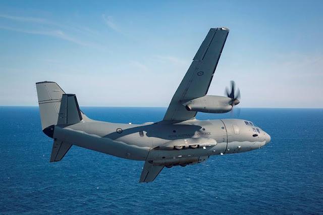 RAAF C27 Spartan new capabilities
