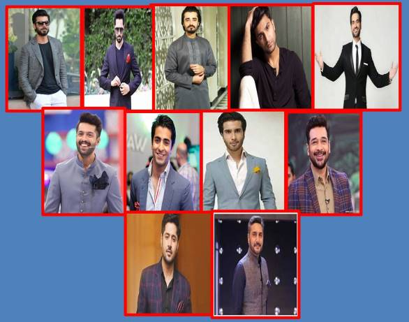 Most Top Talented Male Actors of Pakistan