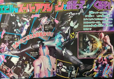 Kamen Rider Revice - The Menacing Kamen Rider Evil Arrives!
