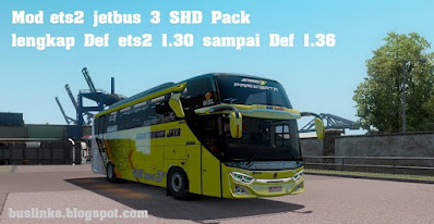 Bus ets2 mod indonesia