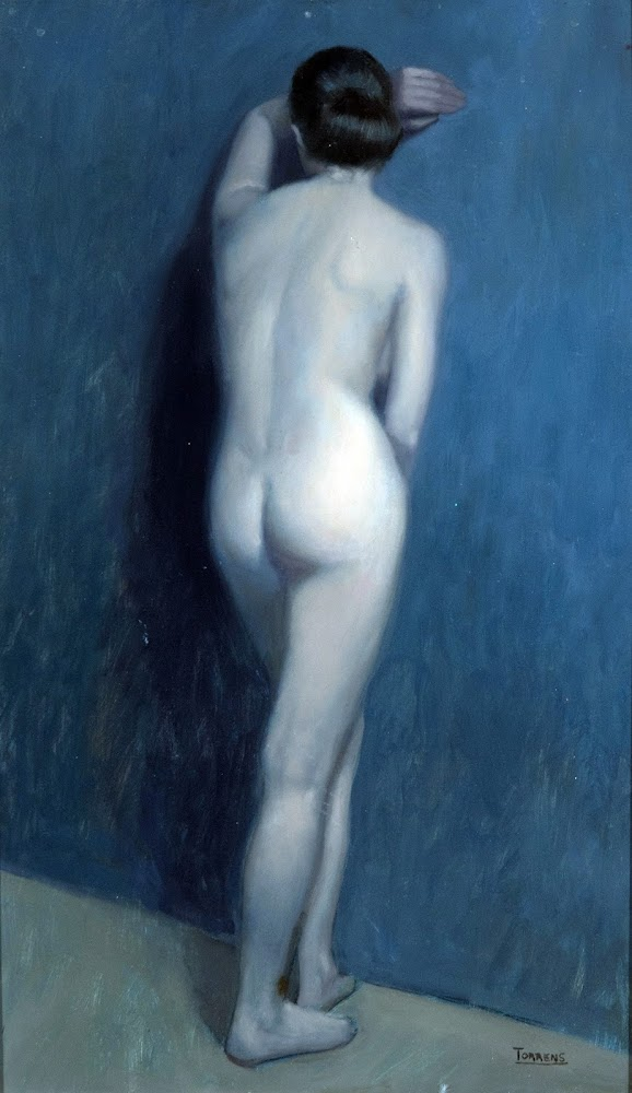 Bernardo Torrens, Artistic nude, The naked in the art,  Il nude in arte, Fine art