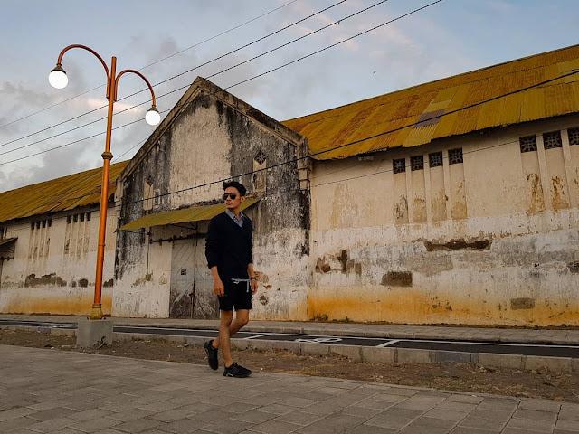 Spot Foto Terbaru Di Pantai Boom