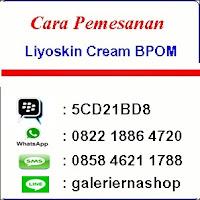 Liyoskin Cream Wajah Aman BPOM