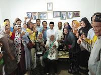 <b>Keluarga Besar Teke di Kota Bima Siap Lahir Bathin Menangkan Lutfi-Feri</b>