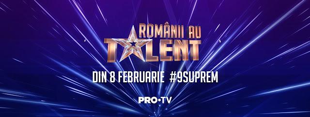 Romanii au talent 8 MARTIE 2019