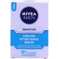 NIVEA MEN Sensitive After Shave Balm 100ml For Rs 164 (Flat 71 OFF ) Free Ship Amazon