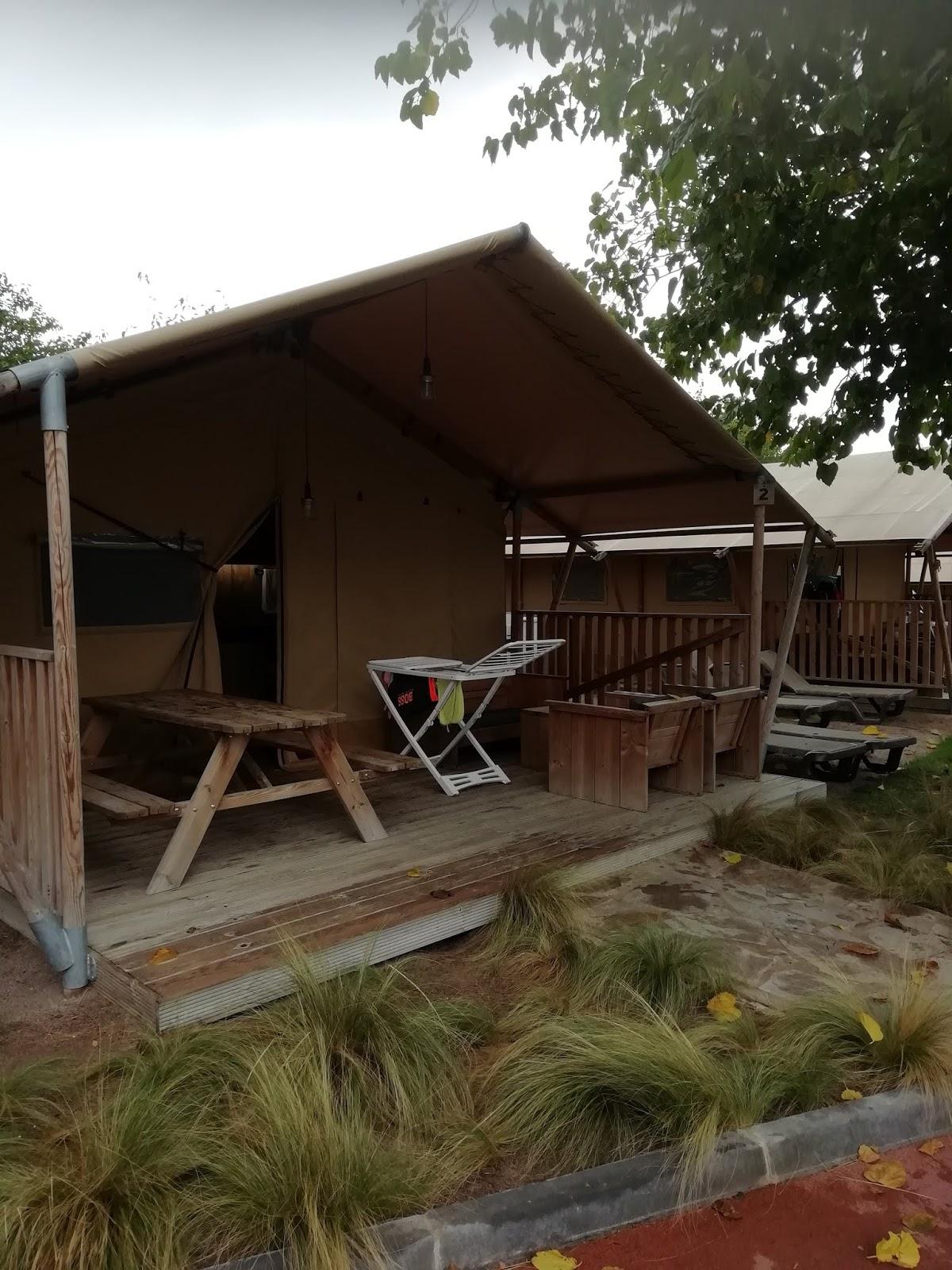dużyn namiot