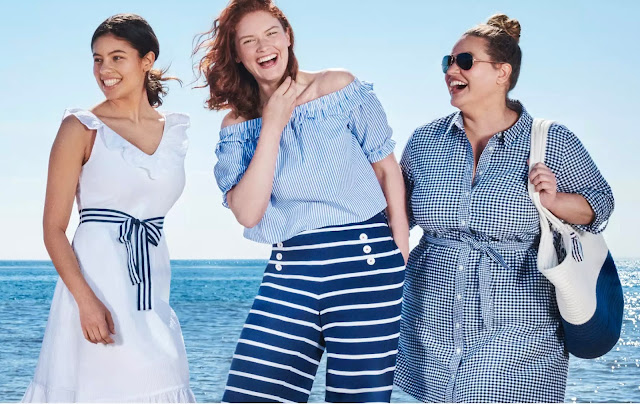 vineyard vines for Target lookbook