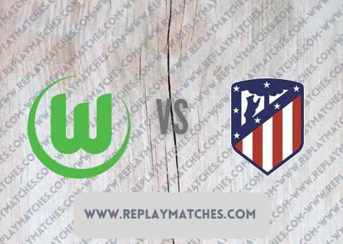 Wolfsburg vs Atletico Madrid -Highlights 31 July 2021
