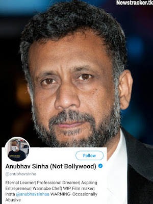Bollywood director Anubhav Sinha 'resigns', fans ask who will do 'Mulk', 'Thappad'