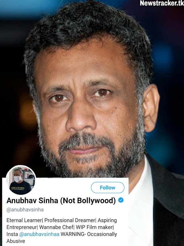 Bollywood director Anubhav Sinha 'resigns', fans ask who will do 'Mulk', 'Thappad'