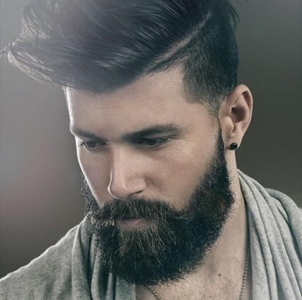 Bock in SecondLife World Beard Day 2016