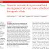 Variantes genéticas para gerenciamento personalizado de dietas cetogênicas de muito baixo carboidrato.
