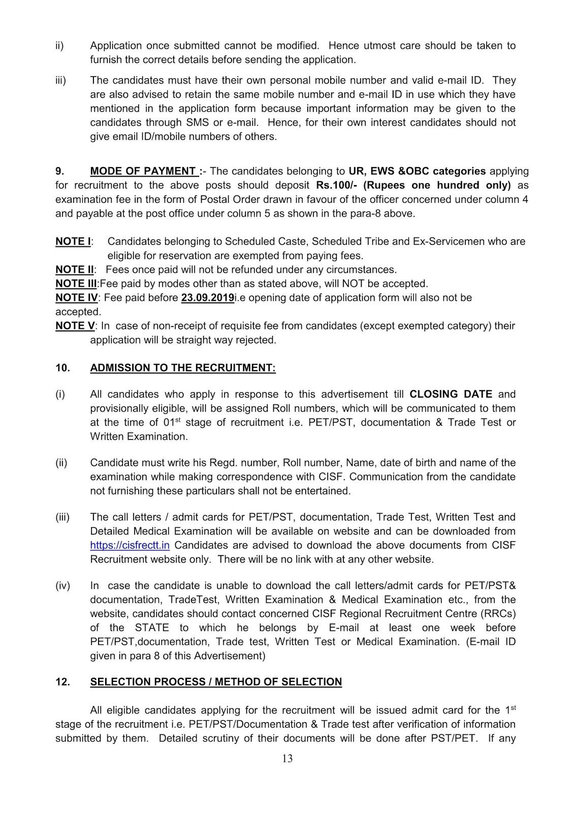 Notification-CISF-Constable-Tradesmen-Posts_13