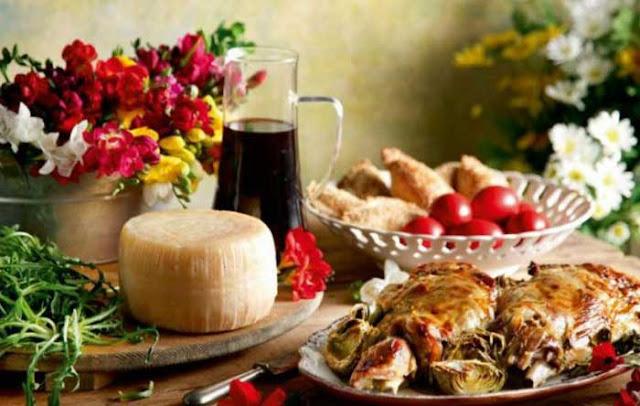 Ο κορωνοϊός αλλάζει τις συνήθειες των καταναλωτών του Πάσχα - Πόσο θα κοστίσει το πασχαλινό τραπέζι