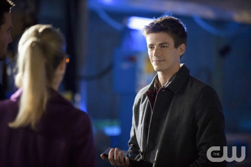 Arrow-S02E08-The-Scientist-Review-Barry-Allen-Flash