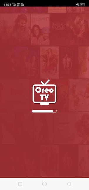 Oreo TV Mod Apk download