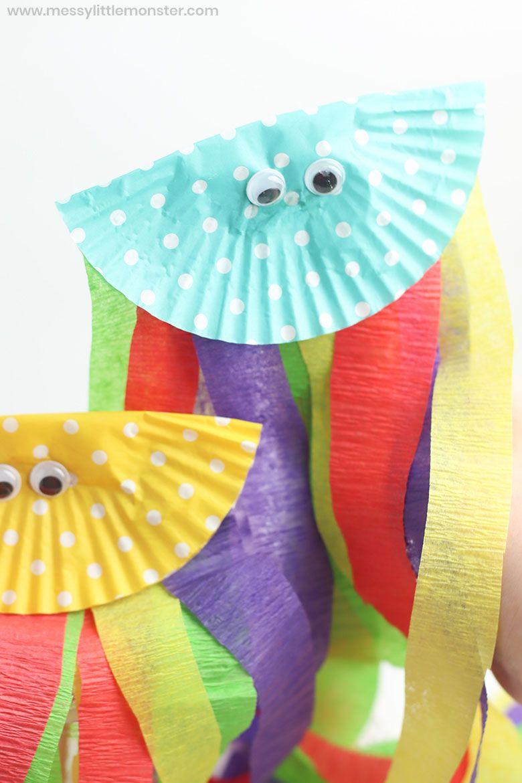 jellyfish craft under the sea craft