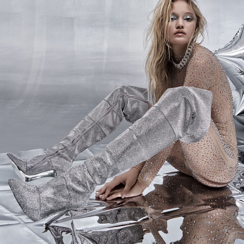 Jessica Whitlow - Steve Madden Holiday 2019 campaign