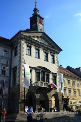 Ayuntamiento de Ljubljana