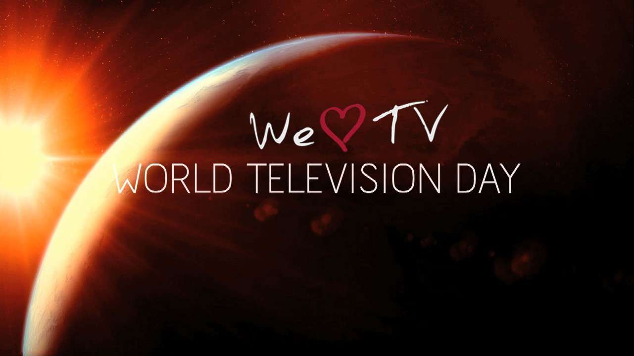 World Television Day Wishes Photos